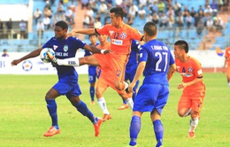 16h00 hôm nay (9/4) trực tiếp bóng đá SHB Đà Nẵng - Becamex Bình Dương trên VTV6 & VTV6HD