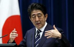 Thủ tướng Shinzo Abe: Triều Tiên phóng tên lửa là 'không thể dung thứ'