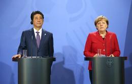 Thủ tướng Nhật Bản thăm Đức