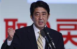 Nhật Bản tìm kiếm hỗ trợ giải quyết vấn đề Triều Tiên