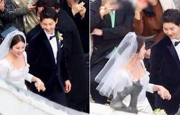 Song Hye Kyo – Song Joong Ki: Đám cưới thế kỷ của Hàn Quốc qua các bức hình