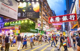 Hong Kong (Trung Quốc) - thành phố thu hút khách du lịch nhất thế giới