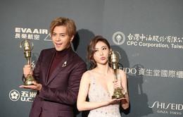 Sao phim Tân Lương Sơn Bá - Chúc Anh Đài quên bạn gái trong giây phút chiến thắng
