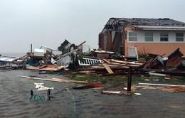 Siêu bão Harvey gây thiệt hại nặng nề ở bang Texas, Mỹ