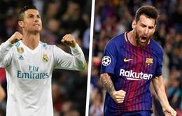 """De Bruyne, Hazard """"chung đội"""" với với Ronaldo, Messi"""