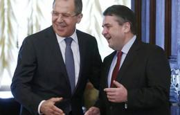 Hội nghị Bộ trưởng Ngoại giao Nga - Đức