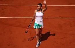 Halep và Pliskova giành quyền vào bán kết đơn nữ Pháp mở rộng 2017