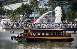 Du thuyền trên sông - Điểm nhấn du lịch Singapore