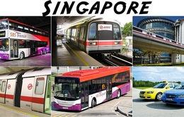 Singapore: Quỹ đất cho giao thông hạn chế