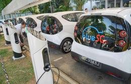 Singapore triển khai dịch vụ chia sẻ xe điện