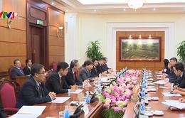 Singapore coi trọng tăng cường quan hệ hợp tác với Việt Nam