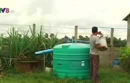 Campuchia sử dụng thiết bị phân hủy sinh học