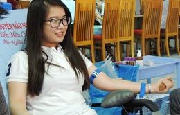 Lễ hội Xuân Hồng 2017 dự kiến tiếp nhận 10.000 đơn vị máu