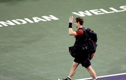 Góc nhìn: Andy Murray và sự vô duyên với giải quần vợt Indian Wells