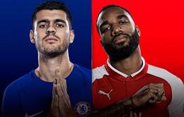 Lịch trực tiếp bóng đá hôm nay (17/9): Chelsea đại chiến Arsenal, HAGL tiếp đón Long An