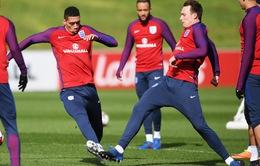 """Man Utd """"méo mặt"""" đón nhận chấn thương từ các trụ cột"""