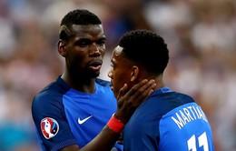 HLV ĐT Pháp lý giải nguyên do không triệu tập sao Man Utd