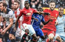 TRỰC TIẾP Ngoại hạng Anh hôm nay (19/8): Swansea 0-0 Man Utd (H1)