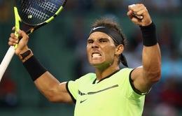 Miami mở rộng 2017: Đánh bại Fognini, Nadal lần thứ 5 vào chung kết