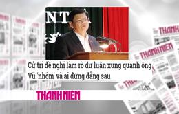 [Điểm báo]: Cử tri Đà Nẵng đề nghị làm rõ thông tin về ông Phan Văn Anh Vũ