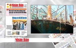"""Tàu vỏ thép """"nằm bờ"""": Cơ sở đóng tàu phải lấy cái tâm, cái trí để phục vụ!"""