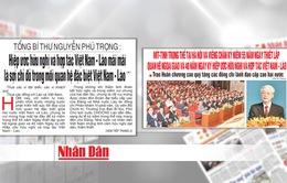 Chặng đường lịch sử trong quan hệ Việt – Lào