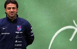 HLV Vincenzo Alberto Annese muốn thử sức tại giải VĐQG Việt Nam