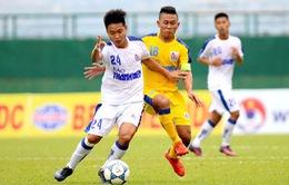 Lượt trận khai mạc U21 Quốc gia 2017: An Giang tạo bất ngờ, B.Bình Dương thắng ấn tượng