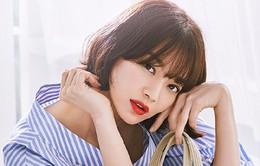 Shin Min Ah hóa tiểu thư yêu kiều với mái tóc ngắn hợp mốt