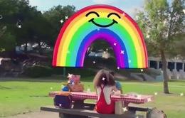 Snapchat giới thiệu bộ lọc hình ảnh 3D