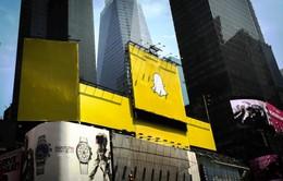 Reuters: Snapchat có thể thu 3,4 tỷ USD từ IPO