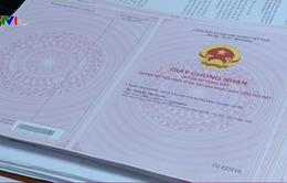 Nghị định 01 tạo thuận lợi cho người dân trong giải quyết thủ tục đất đai