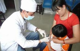 TP.HCM tổ chức tiêm vét vaccine sởi