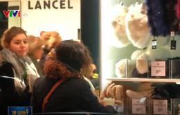 Sôi động thị trường bán lại quà tặng Giáng sinh tại Pháp