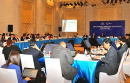 Bế mạc Hội nghị quan chức cao cấp APEC: Đồng thuận về tinh thần thúc đẩy hợp tác
