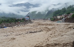 Nguy cơ cao lũ quét, sạt lở đất tại nhiều tỉnh vùng núi phía Bắc