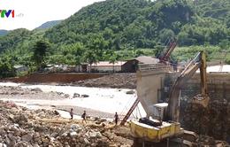 Sơn La khẩn trương khắc phục hệ thống đường sá sau lũ