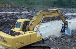 35 bản ở Sơn La bị nước lũ cô lập, xuất hiện điểm sạt lở mới