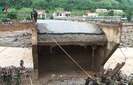 Sơn La: Khẩn trương khắc phục hậu quả mưa lũ tại Mường La