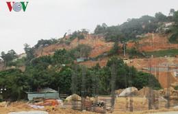 Xử phạt Công ty Cổ phần Biển Tiên Sa vì xây biệt thự khi chưa được cấp phép