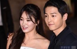 """Song Hye Kyo bị cư dân mạng gọi là """"cỗ máy sát trai"""" vì tin đồn yêu Song Joong Ki"""