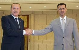 Sóng gió trong quan hệ Thổ Nhĩ Kỳ - Syria