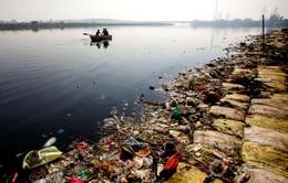 Ấn Độ cấm xả thải xuống sông Hằng