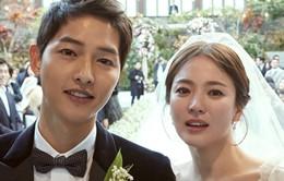 Song Hye Kyo lần đầu lên tiếng sau đám cưới