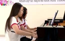 Song tấu Piano - Sự kết hợp ăn ý giữa 2 tài năng Việt - Hàn