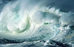 Cảnh báo thời tiết nguy hiểm trên biển