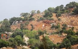 Nhiều hạng mục xây dựng trái phép trên bán đảo Sơn Trà
