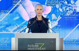 Quốc gia đầu tiên trên thế giới trao quyền công dân cho robot
