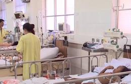 Thêm 50 giường điều trị dành cho bệnh nhi mắc sốt xuất huyết