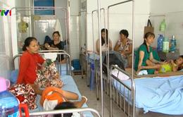 Gần 2.000 ca mắc sốt xuất huyết ở Đồng Tháp